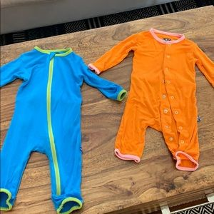 Kickee pants coveralls